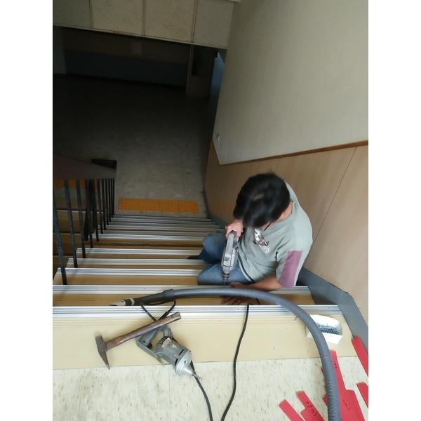 樓梯整修-永振工程行-基隆