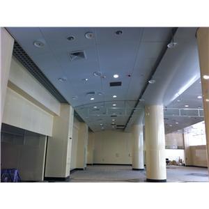 弧型鋁板系統天花-梁有企業有限公司-新北
