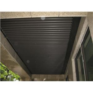 圓管型鋁垂板天花-梁有企業有限公司-新北