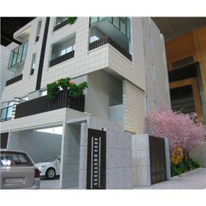 1386725075057-傑伶建築模型-台南