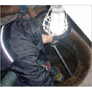 污水油渣施工