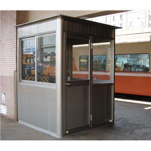 九代興警衛亭G88       樹林火車站