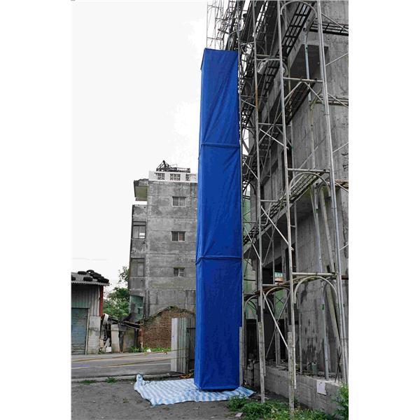 建築用帆布垃圾管道