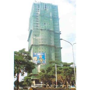 一般建築工地最常見的鍍鋅鷹架-昕一工業股份有限公司-苗栗