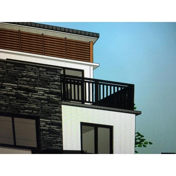 鋁製欄杆1-綠光精品門窗-桃園