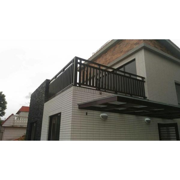 鋁製欄杆2-綠光精品門窗-桃園