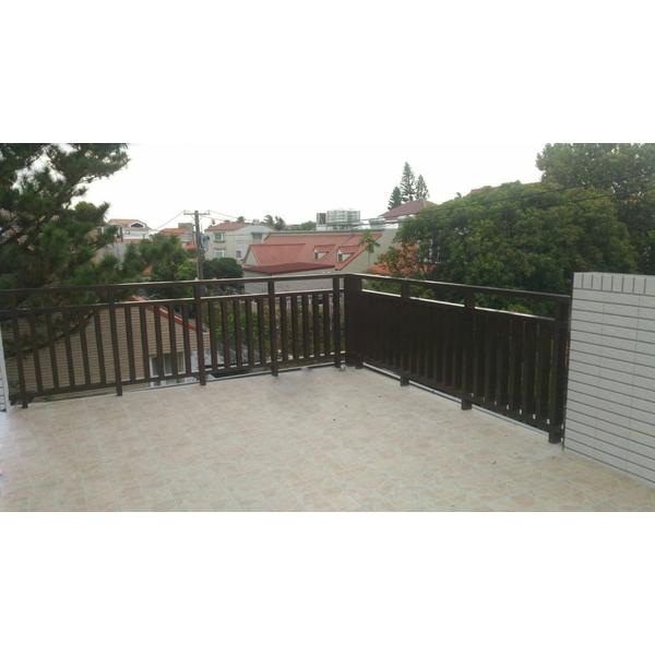 鋁製欄杆3-綠光精品門窗-桃園