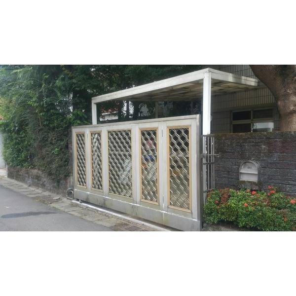 鋁製欄杆5-綠光精品門窗-桃園