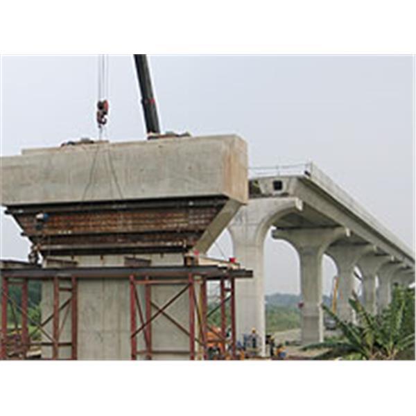高雄捷運墩柱帽樑鐵模製作加工