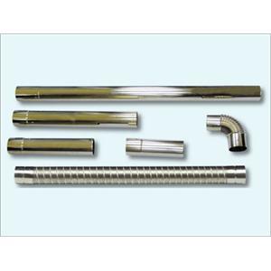 強制排氣口【直管、彎管】不銹鋼自由彎管-生特興業有限公司-新北