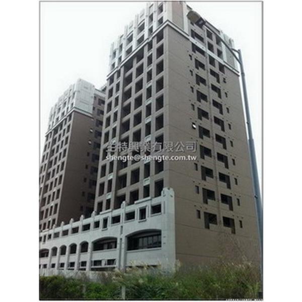 中泰建設 輕井澤建案                A7/A8橢圓型防颱不銹鋼外氣口-生特興業有限公司-新北