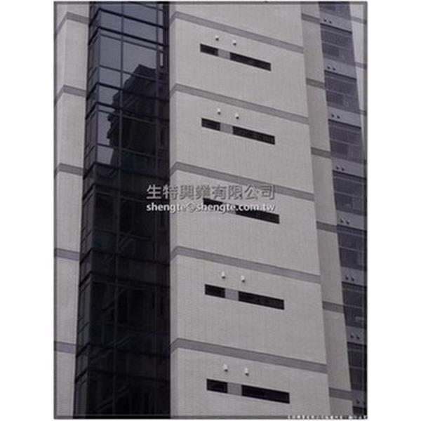 陸江建設三重新建築+建案      F方形防颱旗艦型不銹鋼外氣口-生特興業有限公司-新北
