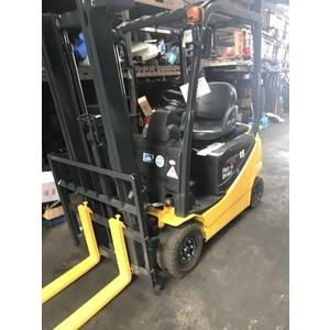 座式電動車堆高機-景耀車業有限公司-新北