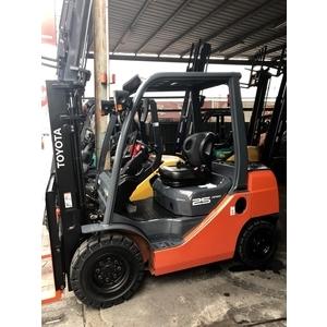 柴油車坐式堆高機-3-景耀車業有限公司-新北