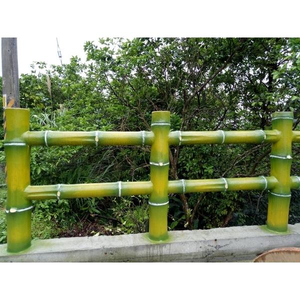 仿竹欄杆-芳益水泥加工廠-新北