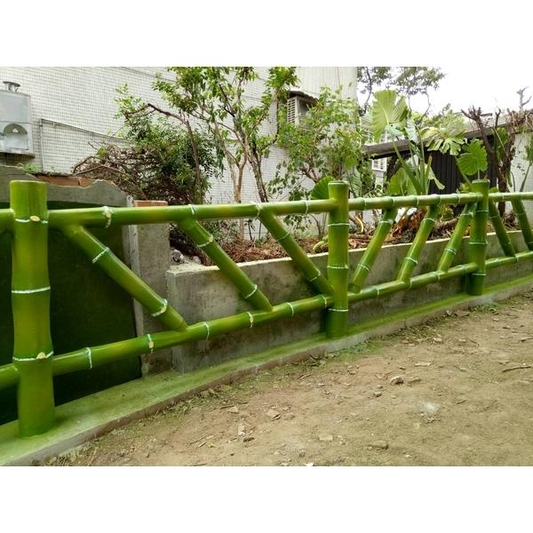 仿竹欄杆-斜式-芳益水泥加工廠-新北