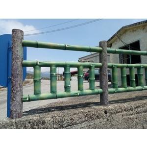 仿木仿竹欄杆