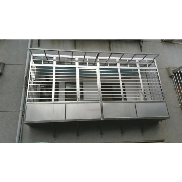鐵窗-敦誠鐵器企業社-新北