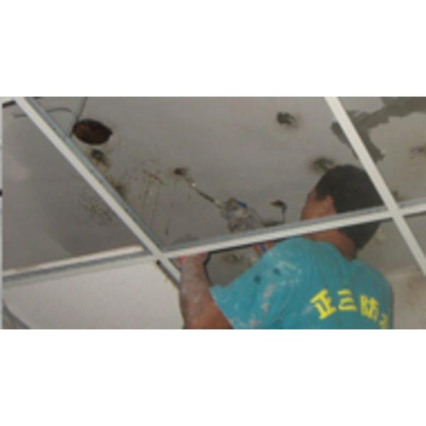 教室天花板滲漏水