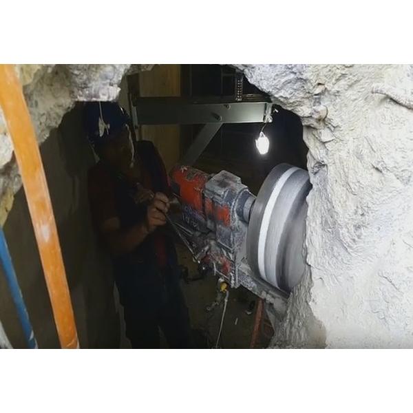 隧道鑽孔工程