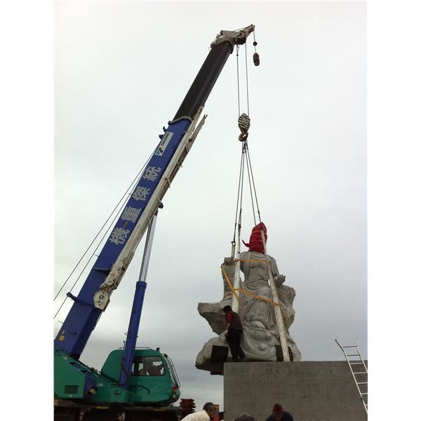 吊石像-統傑機械工程有限公司-花蓮