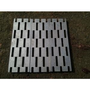 鑄鋁蓋12X35X2cm-中道企業有限公司-新北