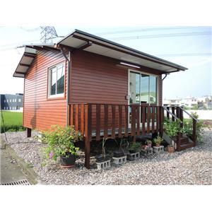 鋼構屋、民宿、小木屋、農舍、組合屋-永誠業有限公司-台中