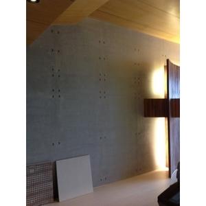 清水膜水泥牆