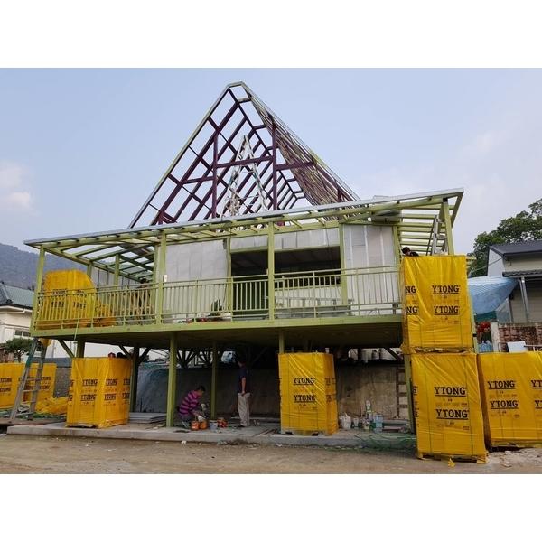 造型鋼構屋