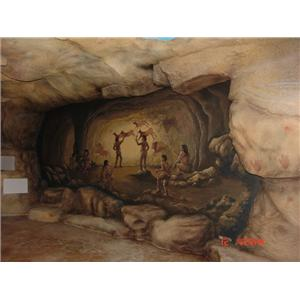 GRC假山洞窟1