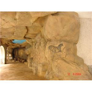 GRC假山洞窟2