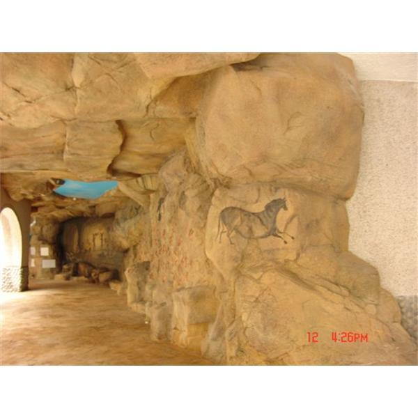 GRC假山洞窟2-昇辰企業有限公司-台中