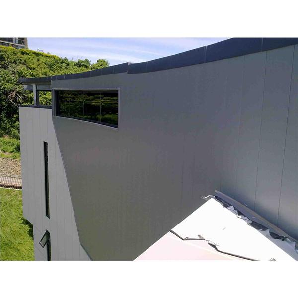 天文展示館牆面板直鋪式工程