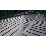澄清湖屋面銅板工程