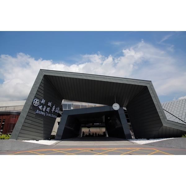 新城車站鈦鋅板工程