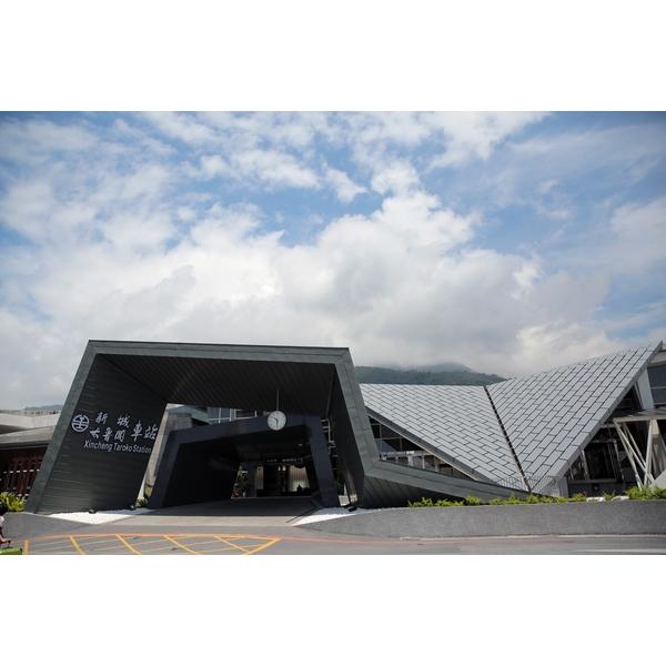 新城車站鈦鋅板工程-達昇鋼品有限公司-高雄