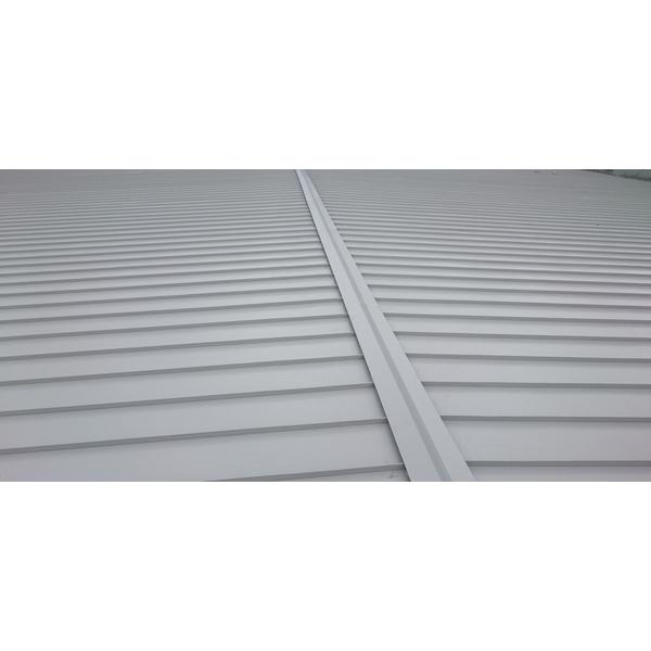 美國學校屋面鎂鋁鋅工程-達昇鋼品有限公司-高雄
