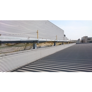 駐龍科技屋面鎂鋁鋅工程