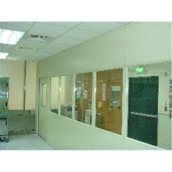無塵室隔間-申貫工程設計有限公司-新竹