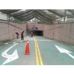地下道路面柏油瀝青刨除工程