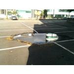 停車場路損瀝青鋪設工程