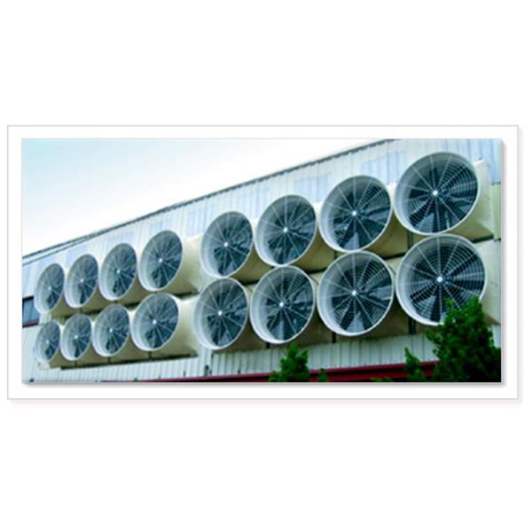 廠房通風(工業風扇)-嘉風興業有限公司-台中