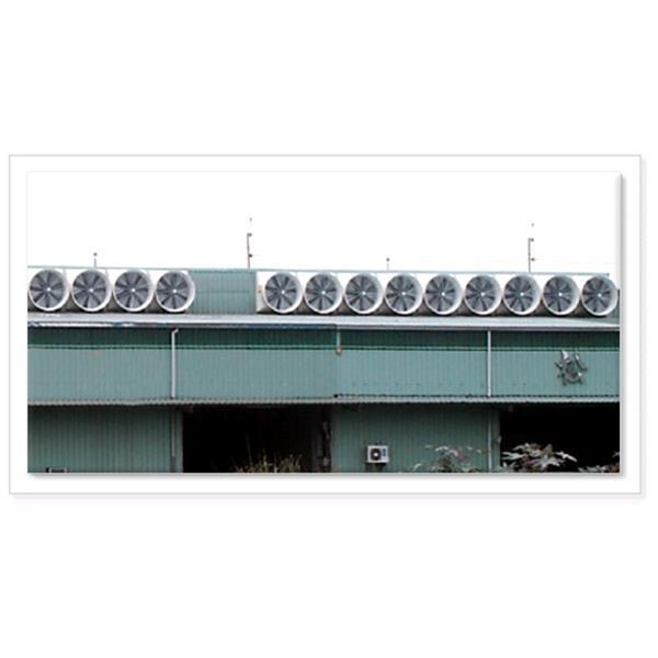 廠房通風(大型排風扇)-嘉風興業有限公司-台中