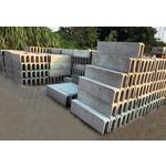 U型溝-水泥製品,預鑄水溝,陰井,路緣石,刺線柱,圍牆柱-金正大水泥製品有限公司