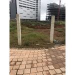 水泥柱刺絲網圍籬