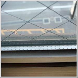 複層鋼絲玻璃 壓花玻璃 碎花玻璃