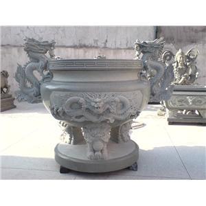 香爐雕刻-威霖石雕工程有限公司-彰化