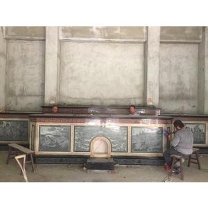 廟宇內殿石雕工程