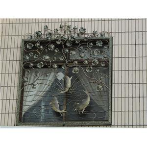 藝術鍛造窗-永新鍛造鋁門窗行-台南