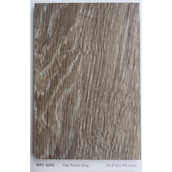 Olle-6203歐力高密度木塑地板5寸